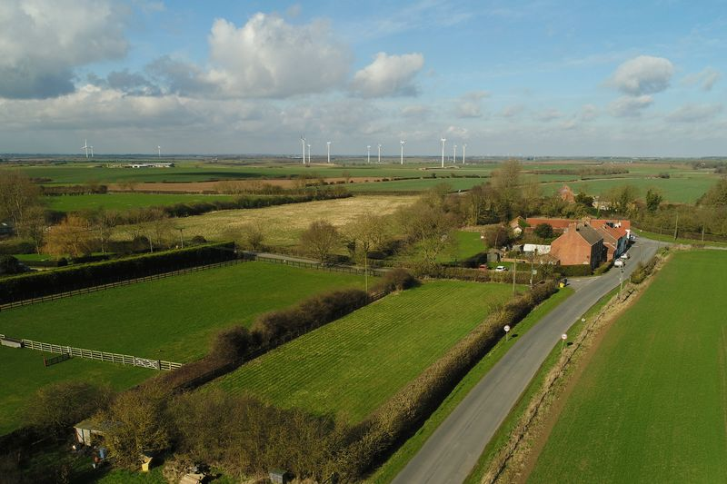 Chimney Field Road, , Halsham, East Riding Of Yorkshire, HU12 0BS